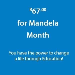 Donate R67 and Champion Education